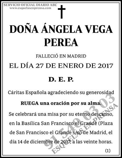 Ángela Vega Perea